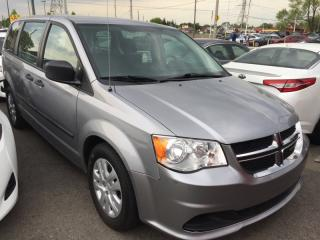 Used 2014 Dodge Grand Caravan 4DR WGN for sale in Hamilton, ON