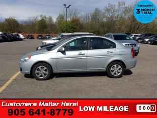 Used 2010 Hyundai Accent GL  4DR SEDAN AUTO A/C GL for sale in St. Catharines, ON