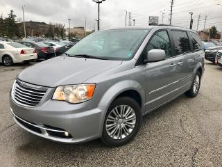 Used 2016 Chrysler Town & Country Touring-L Heated Steering Wheel|Rear CAM|LOW KM for sale in Mississauga, ON