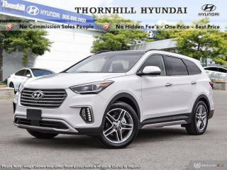 New 2019 Hyundai Santa Fe XL 3.3L Ultimate AWD 7 Pass for sale in Thornhill, ON