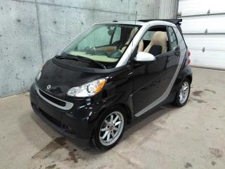 Used 2010 Smart fortwo CABRIOLET for sale in Lévis, QC