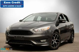 Used 2017 Ford Focus SE for sale in London, ON