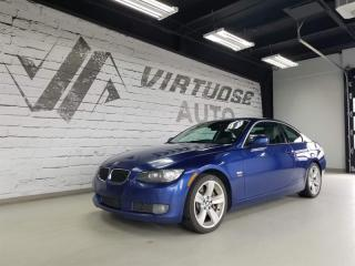 Used 2010 BMW 3 Series 2DR CPE 335I XDRIVE XDRIVE for sale in Rimouski, QC