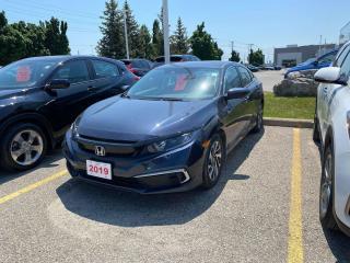 Used 2019 Honda Civic Sedan EX for sale in Waterloo, ON