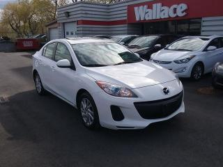 Used 2013 Mazda MAZDA3 GS SkyActiv Automatic Sunroof for sale in Ottawa, ON