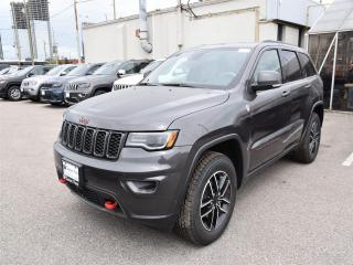 New 2019 Jeep Grand Cherokee Trailhawk for sale in Concord, ON