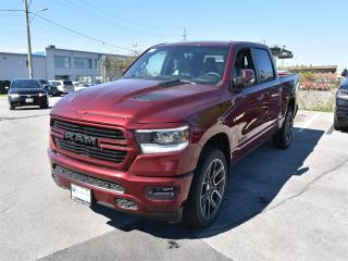 New 2019 RAM 1500 SPORT for sale in Concord, ON