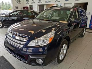 Used 2013 Subaru Outback GROUPE LIMITÉ / CUIR / TOIT OUVRANT / NA for sale in Sherbrooke, QC