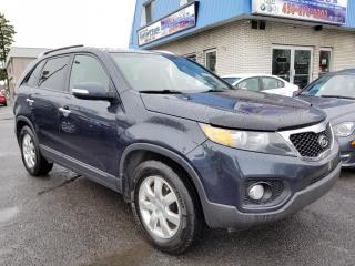 Used 2013 Kia Sorento Traction avant, 4 portes, 4 cyl. en lign for sale in Longueuil, QC