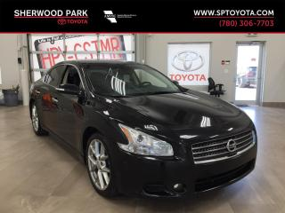 Used 2010 Nissan Maxima 3.5 SV for sale in Sherwood Park, AB