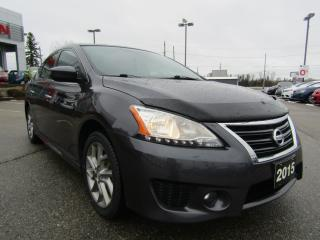 Used 2015 Nissan Sentra SR for sale in Timmins, ON