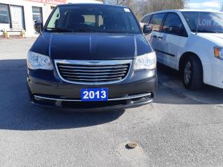 Used 2013 Chrysler Town & Country TOURING for sale in Orillia, ON