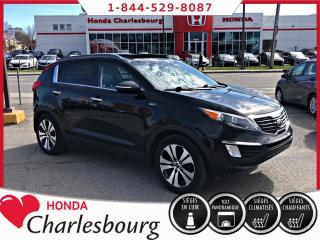 Used 2011 Kia Sportage EX AWD LUXURY**68 174 KM** for sale in Charlesbourg, QC