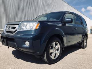 Used 2010 Honda Pilot EX for sale in Mississauga, ON