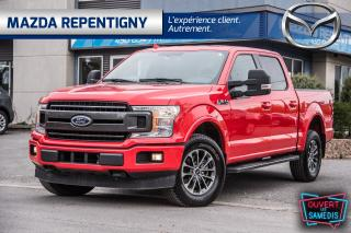 Used 2018 Ford F-150 Xlt Sport Crew 5.5 for sale in Repentigny, QC