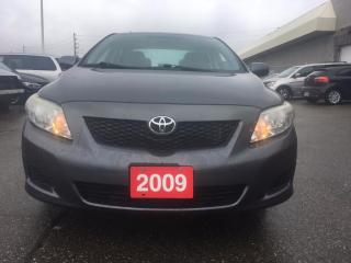 Used 2009 Toyota Corolla CE for sale in Mississauga, ON