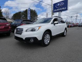 Used 2015 Subaru Outback 2.5i groupe Tourisme familiale 5 portes for sale in Victoriaville, QC
