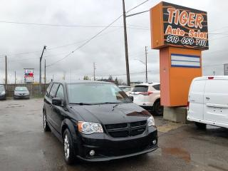 Used 2012 Dodge Grand Caravan R/T**LEATHER**NAVI**DVD**ONLY 111KMS** for sale in London, ON
