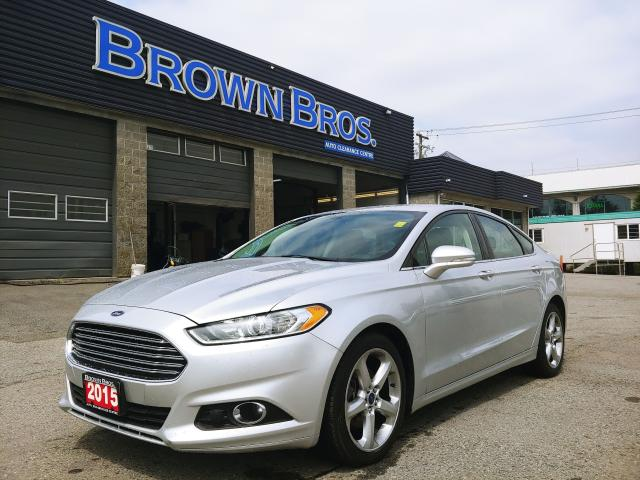 2015 Ford Fusion SE, LOCAL, HTD SEATS