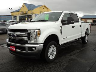 Used 2018 Ford F-250 XLT SuperCrew 4x4 6.7L TurboDiesel  6.7ft Box for sale in Brantford, ON