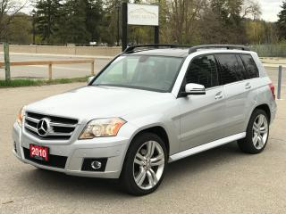 Used 2010 Mercedes-Benz GLK-Class GLK 350 | LOW MILEAGE|ALL WHEEL DRIVE for sale in Cambridge, ON