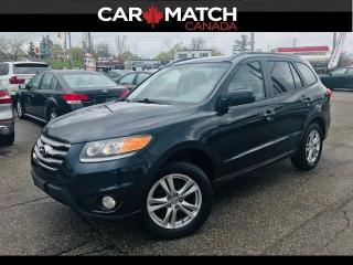 Used 2012 Hyundai Santa Fe GL / LEATHER / NO ACCIDENTS for sale in Cambridge, ON