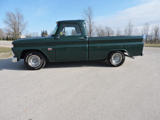 Used 1966 Chevrolet C10 396 CI. Fully restored. A must see for sale in Gorrie, ON