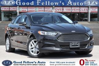 Used 2015 Ford Fusion SE MODEL, 2.5 LITER, REARVIEW CAMERA, POWER SEATS for sale in Toronto, ON