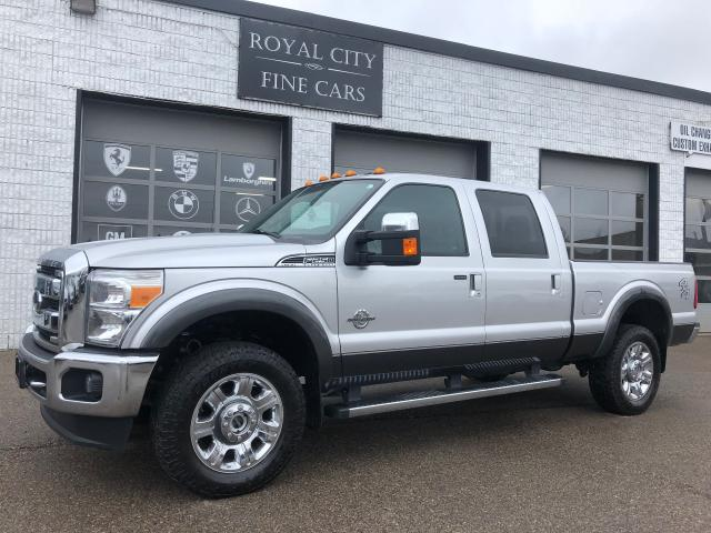 2015 Ford F-250 Lariat One Owner Sunroof Navigation Heated Seats