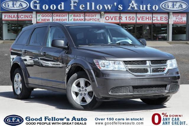 2014 Dodge Journey SE MODEL, 5 PASSANGER, 4CYL 2.4 LITER