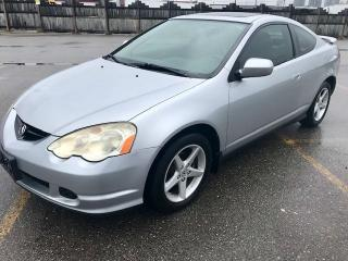 Used 2004 Acura RSX Premium for sale in Mississauga, ON