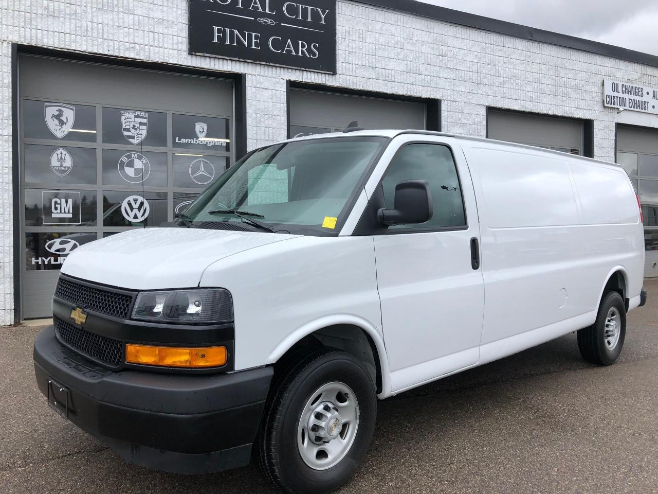 2018 Chevrolet Express LT Long Wheelbase Rear Camera No Accidents