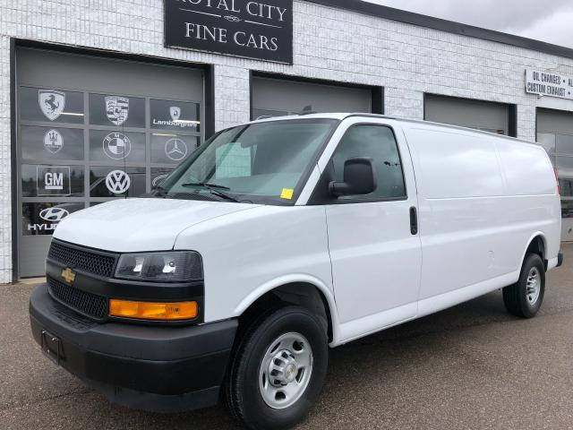 2018 Chevrolet Express LT Long Wheelbase Rear Camera No Accidents