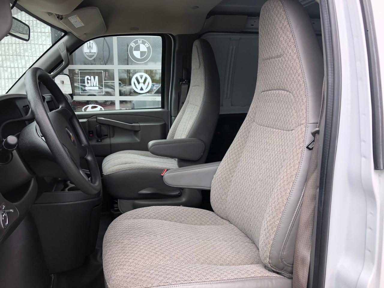 2018 Chevrolet Express