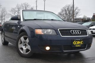 Used 2004 Audi A4 1.8T for sale in Oakville, ON