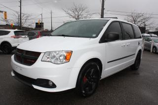 Used 2016 Dodge Grand Caravan Crew Plus for sale in Toronto, ON