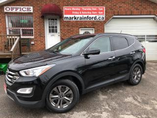 Used 2015 Hyundai Santa Fe Sport Sport FWD 2.4 Heated Seats & Steering Wheel Blueto for sale in Bowmanville, ON