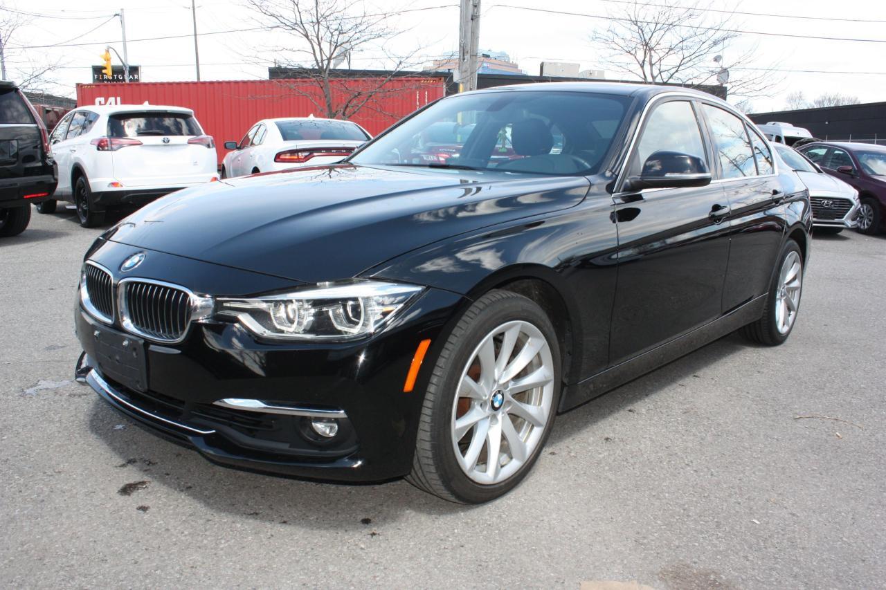 Photo of Black 2017 BMW 3 Series