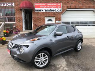 Used 2015 Nissan Juke SV AWD Back Up Cam Bluetooth USB Proxy Key for sale in Bowmanville, ON