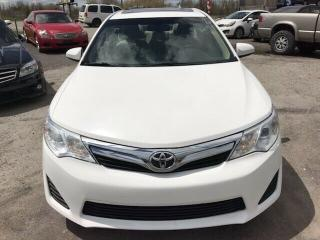 Used 2014 Toyota Camry LE for sale in Gloucester, ON