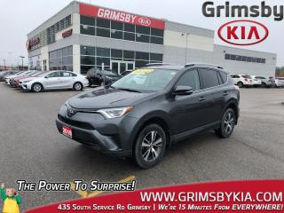 Used 2018 Toyota RAV4 LE AWD| Backup Cam| Bluetooth| Heat Seat for sale in Grimsby, ON