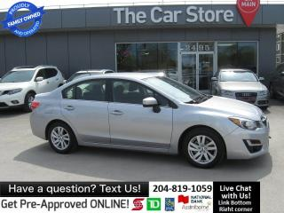 Used 2015 Subaru Impreza Touring HTD SEAT bluetooth BACKCAM 1owner for sale in Winnipeg, MB