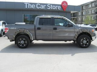 Used 2014 Ford F-150 XLT LOCAL! 1owner BLUETOOTH BOXLINER 4-NEW TIRES for sale in Winnipeg, MB