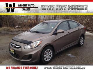 Used 2012 Hyundai Accent |LOW MILEAGE|25,305 KMS for sale in Cambridge, ON