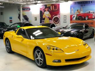 Used 2005 Chevrolet Corvette Z51, One Owner, Canadian Car for sale in Paris, ON