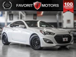 Used 2013 Hyundai Genesis ALLOYS | 6MT | BLUETOOTH | TURBO for sale in North York, ON