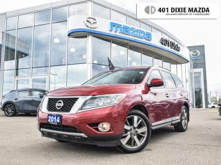 Used 2014 Nissan Pathfinder Platinum|NO ACCIDENTS|FINANCE AVAILABLE|AWD| for sale in Mississauga, ON