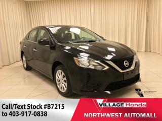 Used 2017 Nissan Sentra 1.8 SV for sale in Calgary, AB