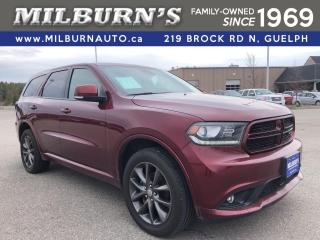 Used 2018 Dodge Durango GT / AWD for sale in Guelph, ON
