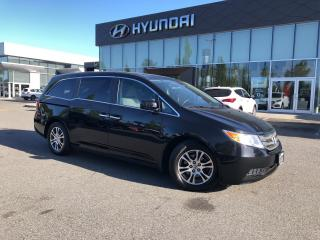 Used 2013 Honda Odyssey EX (A5), 1 Owner and Local for sale in Port Coquitlam, BC
